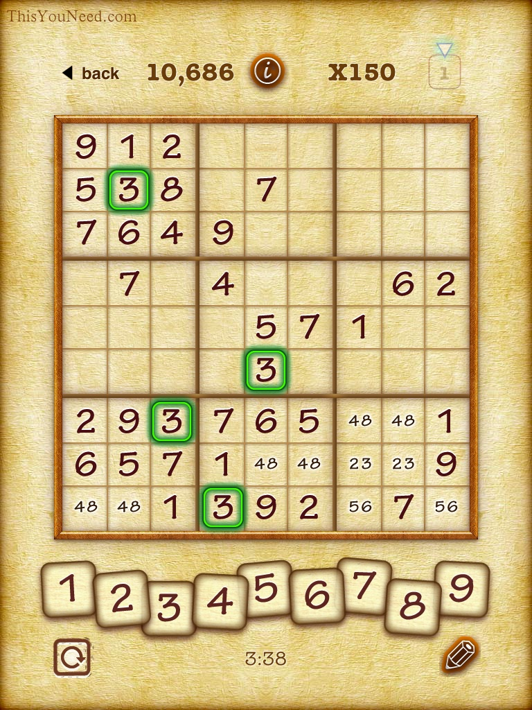 App Sudoku