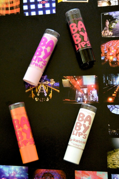 Maybelline Baby Lips is the new Bonne Bell Lip Smackers